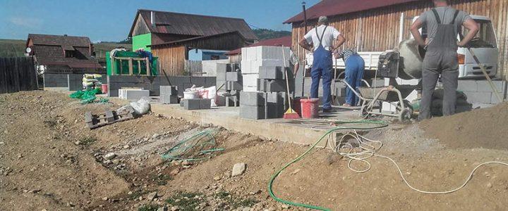 Bautagebuch Zwinger 2 – Update vom 25. August 2017